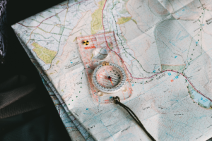 Give your customers a map so they can find you easily.