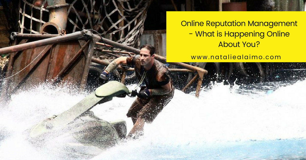 Online Reputation Management – What is happening online about you?