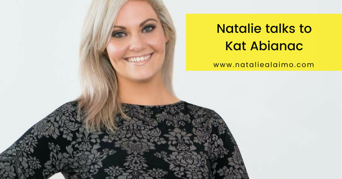 Natalie Talks to Kat Abianac