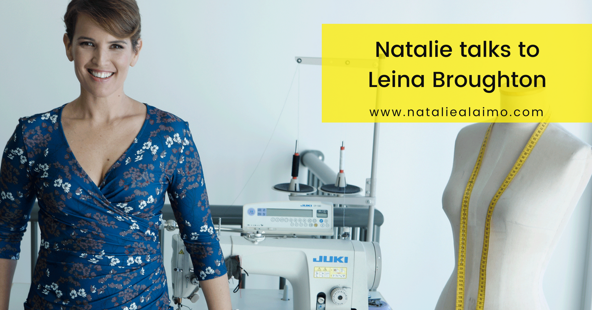 Natalie Talks to Leina Broughton