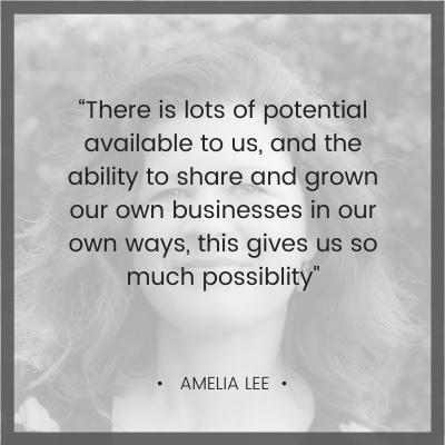 Amelia Lee - Undercover Architect - Quote